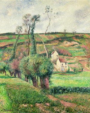 The Cabbage Slopes, Pontoise, 1882