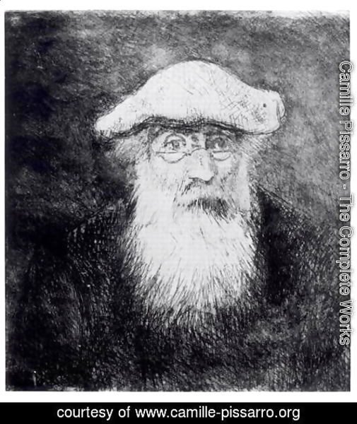 Camille Pissarro - Self Portrait
