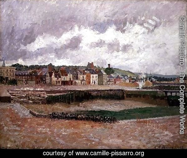 Dieppe, the Duquesne Basin, 1902