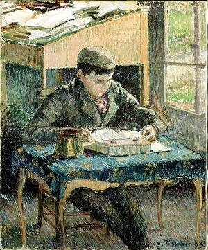 Camille Pissarro - The Artist's Son, 1893