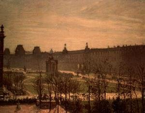 The Tuileries, 1899