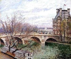 The Pont Royal and the Pavillon de Flore