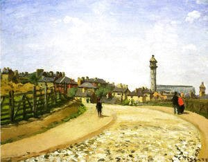 Camille Pissarro - Upper Norwood, Chrystal Palace, London
