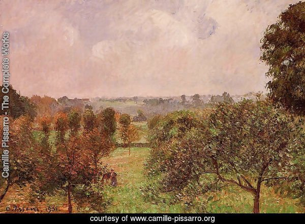 After the Rain, Autumn, Eragny