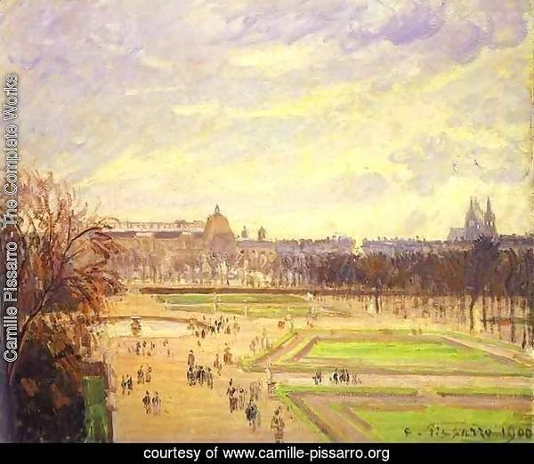 The Tuileries Gardens I