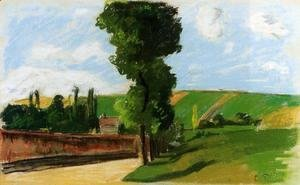 Landscape at Pontoise II