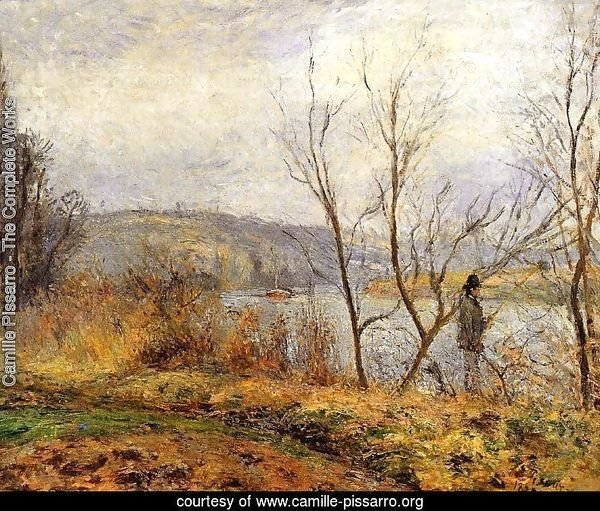 The Banks of the Oise, Pontoise