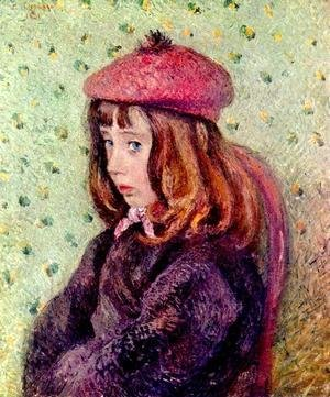 Portrait of Felix Pissarro