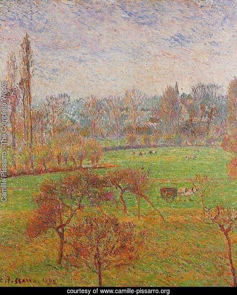 Morning, Autumn, Efagny