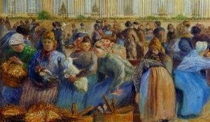Camille Pissarro - The Egg Market