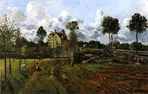 Landscape at Pontoise III
