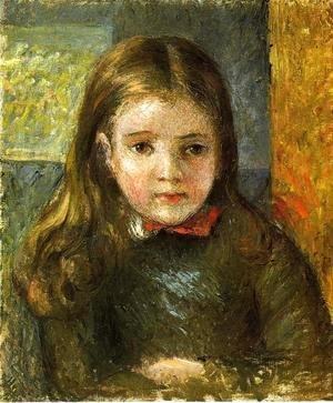 Camille Pissarro - Portrait of Georges