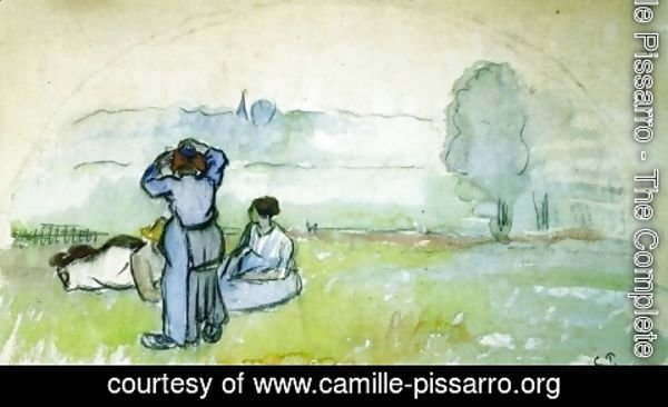 Camille Pissarro - Fan Project