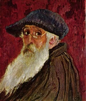 Camille Pissarro - Self Portrait 2