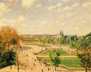 The Tuileries Gardens 2