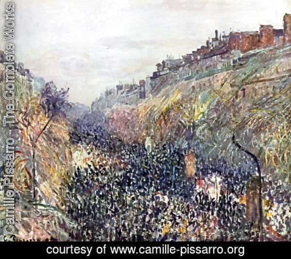 Camille Pissarro - untitled