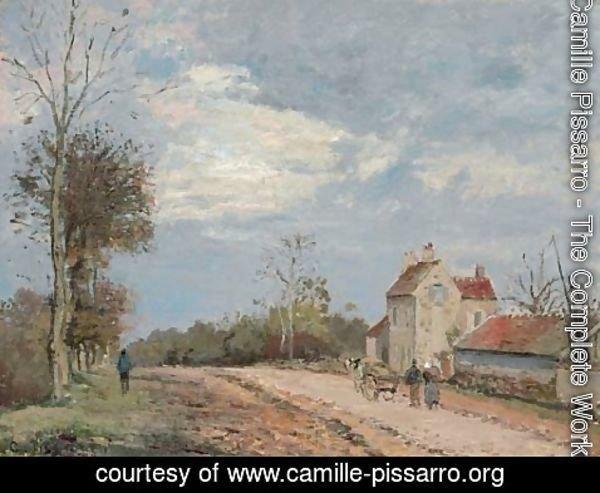 La Maison Complete camille pissarro - the complete works - la maison de monsieur musy
