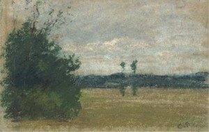 Camille Pissarro - Paysage 2