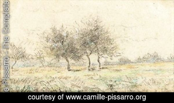 Camille Pissarro - Paysage 4