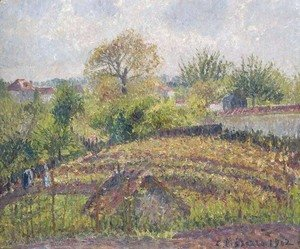 Camille Pissarro - In the Garden 2